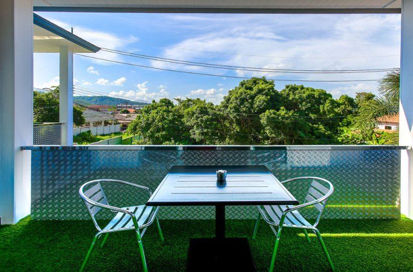 Balcony Sit - Villa Hotel Rawai Phuket - 7 beds 7.5 baths