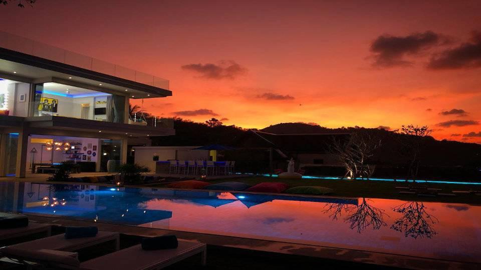 Sunset - Villa Enjoy Patong Beach Phuket
