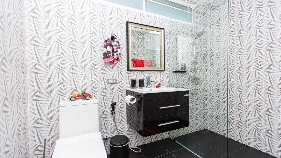 Bathroom 2 - One-Story Pool Villa Rawai 4 beds 4 baths