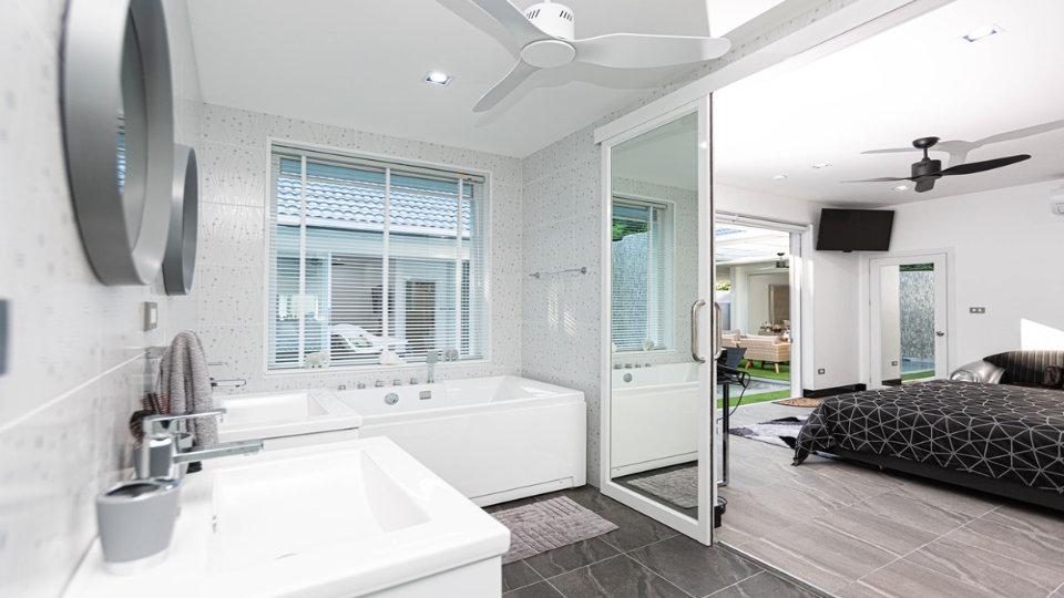 Bathroom 3 - One-Story Pool Villa Rawai 4 beds 4 baths