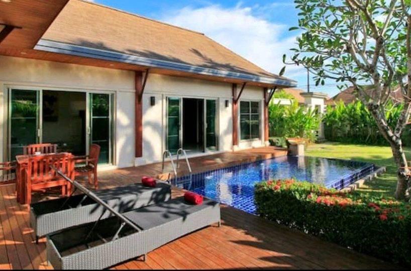 Villa NaiHarn Estate - NaiHarn Rawai Beach