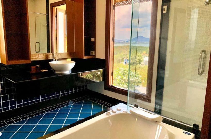 3 bedroom pool villa in Makham Bay Phuket