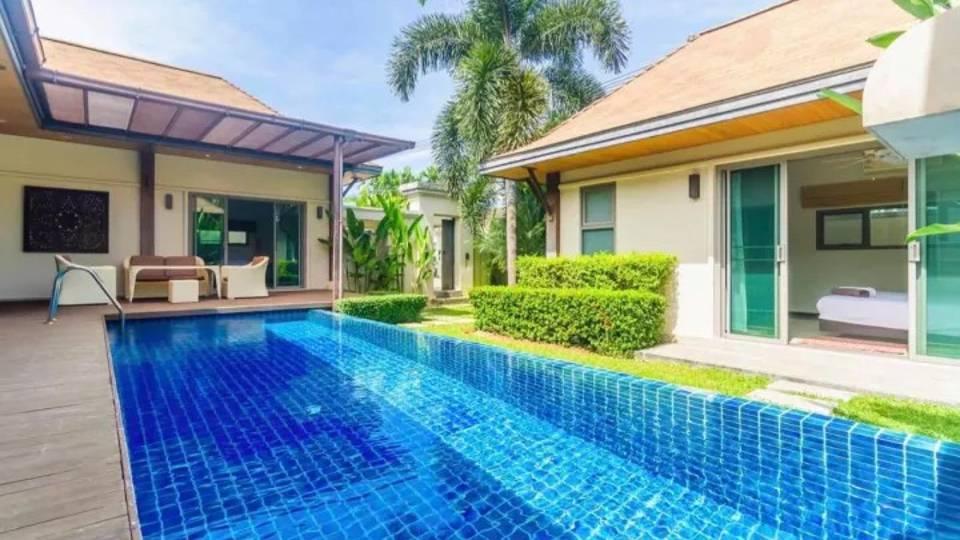 NaiHarn Pool Villa - Rawai Nai Harn Beach