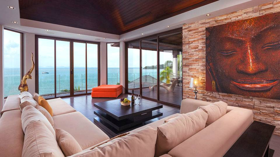 Living Room Relax Area