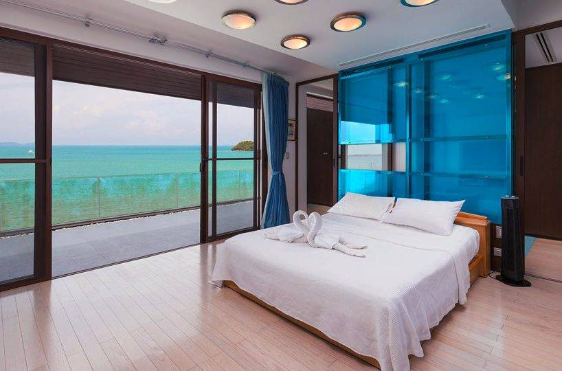 Bedroom Water Theme
