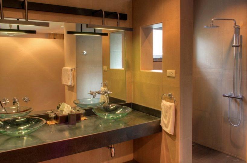 Bathroom Junior - Villa NamChai Rawai