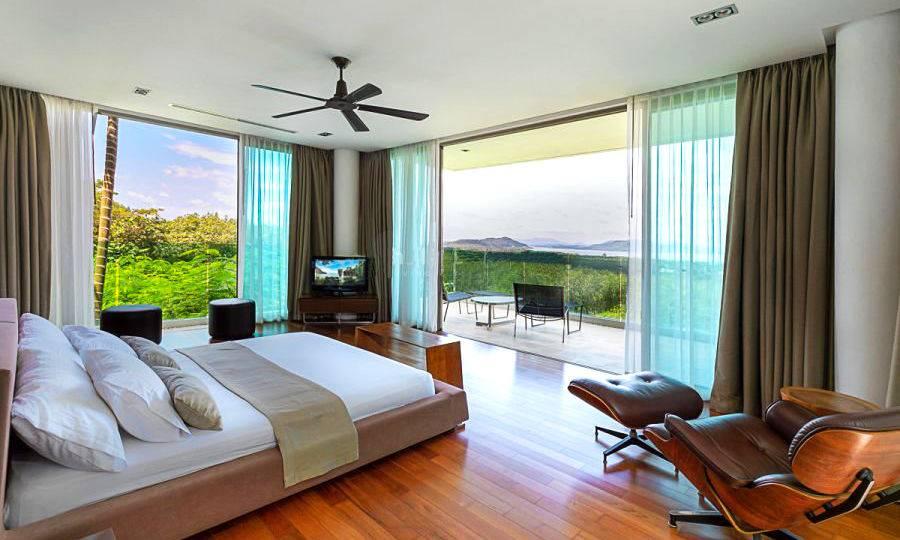 Stylish Bedroom - Villa Dao Tiem
