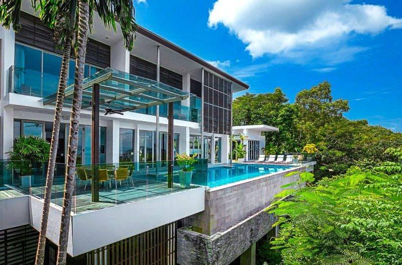 Aerial - Villa Dao Tiem