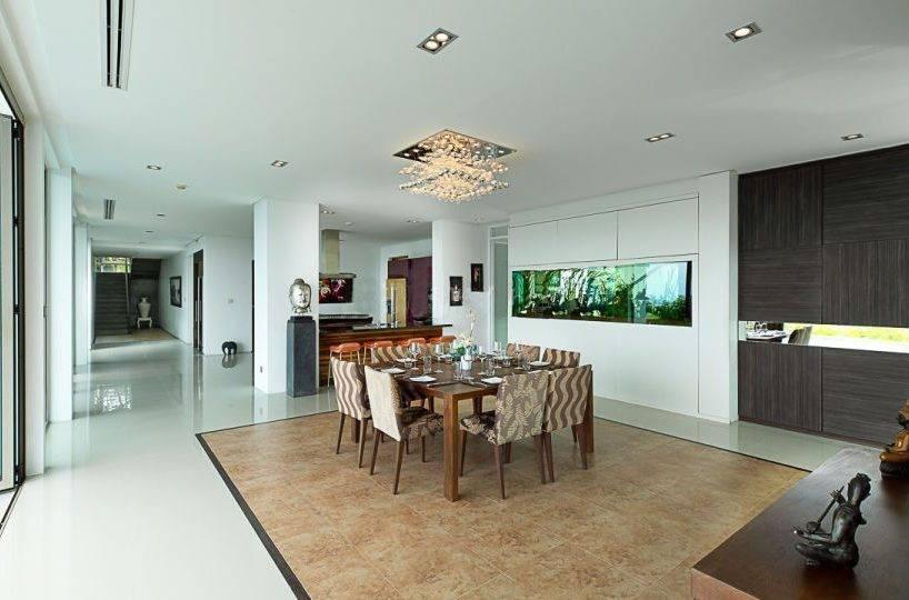 Dining Room - Villa Dao Tiem