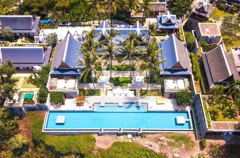 Laem Son Villa Kamala Beach - One Rai